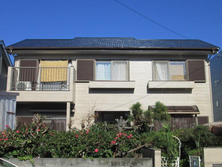 豊橋市 H様邸 外壁・屋根塗装工事