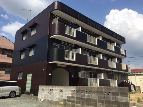 豊橋市 H様 アパート 外壁塗装工事