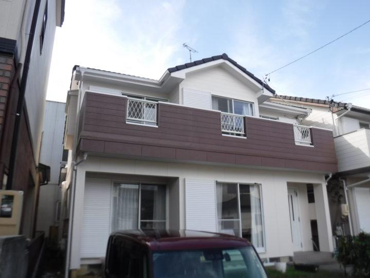 豊橋市 Y様邸 外壁・屋根塗装工事