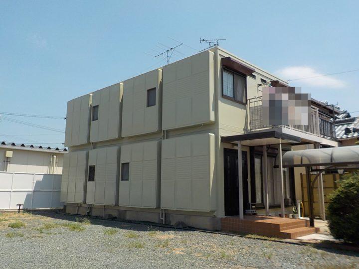 豊橋市 K様邸 外壁・屋根塗装工事