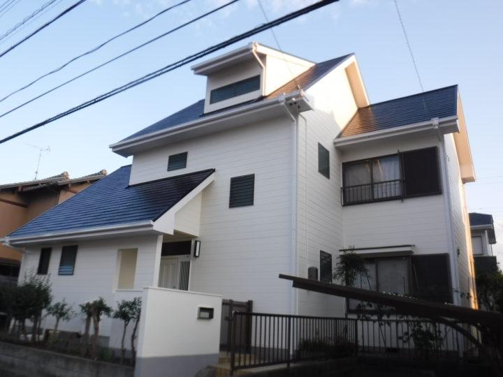 豊橋市 S様邸 外壁・屋根塗装工事