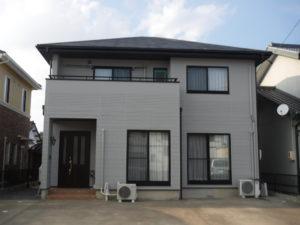 豊川市Ⅰ様邸 外壁・屋根塗装工事