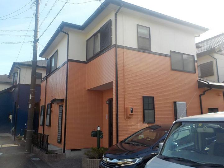 豊橋市 M様邸 外壁・屋根塗装工事