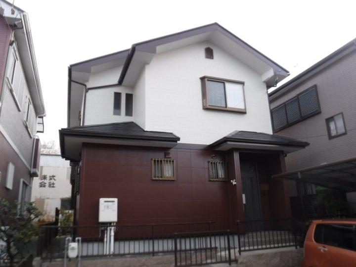 豊橋市 T様邸 外壁・屋根塗装工事