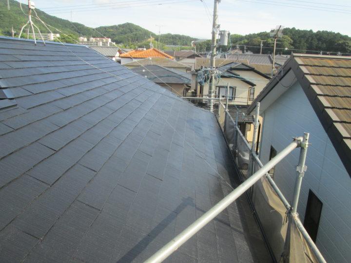 5-10.屋根上塗り