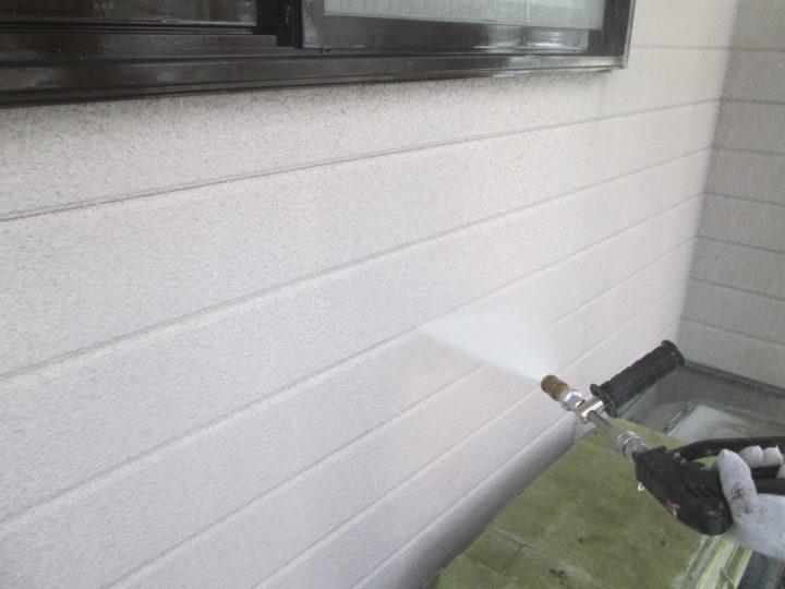 2.外壁洗浄