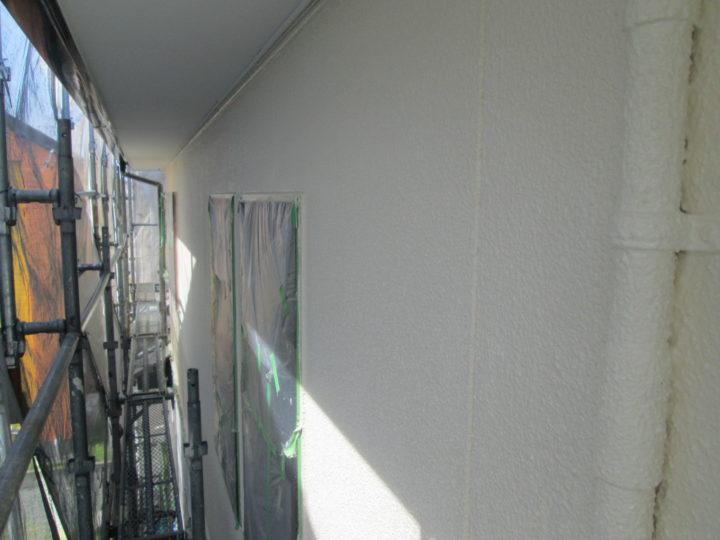 7-9.外壁上塗り
