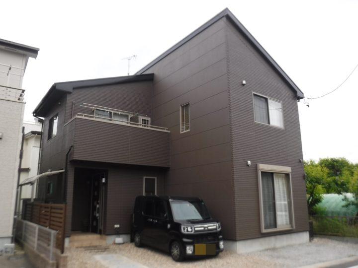 豊川市 S様邸 外壁・屋根塗装工事
