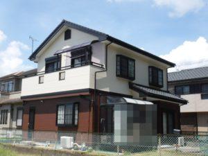 豊川市K様邸 外壁塗装工事