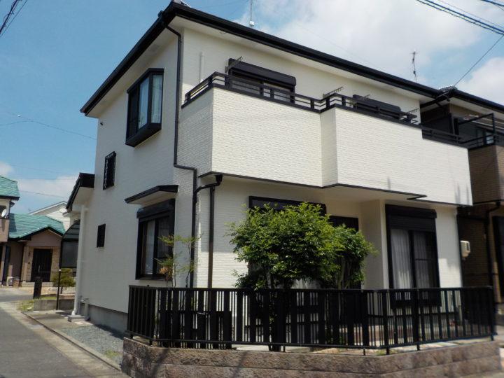 豊川市N様邸 外壁塗装工事
