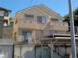 豊橋市 S様邸 外壁塗装・屋根塗装工事