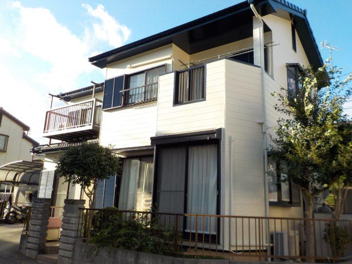 豊川市 H様邸 外壁塗装・屋根塗装工事