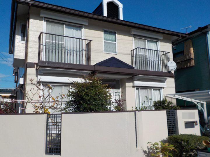 豊橋市 M様邸 外壁塗装・屋根塗装工事