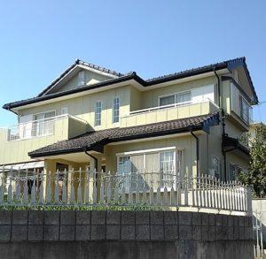 田原市 S様邸 外壁塗装・屋根塗装工事