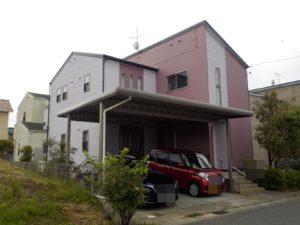豊橋市H様邸外壁塗装・屋根塗装工事