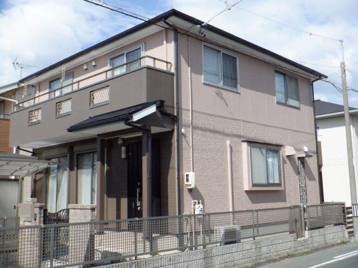 豊橋市U様邸外壁塗装・屋根塗装工事