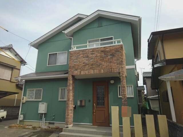 豊橋市N様邸 外壁塗装・屋根塗装工事