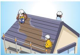 屋根塗装 豊川市