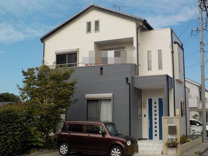 豊川市S様邸 外壁塗装工事
