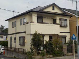 豊橋市A様邸 外壁塗装・屋根塗装工事