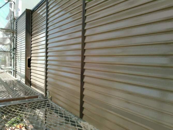 外壁塗装 付帯部