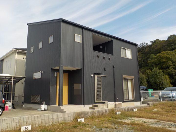 豊川市K様邸 外壁塗装・屋根塗装工事