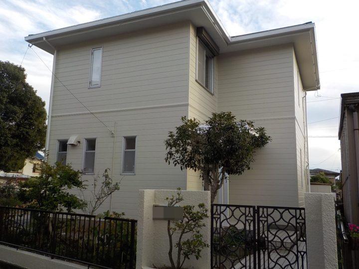 豊橋市 W様邸 外壁塗装・屋根塗装工事