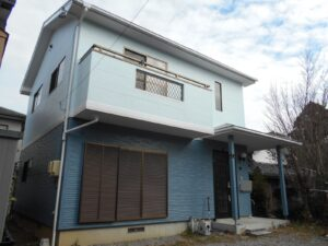 豊橋市U様邸 外壁塗装・屋根塗装工事