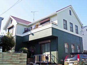 豊橋市K様邸 外壁塗装・屋根塗装工事