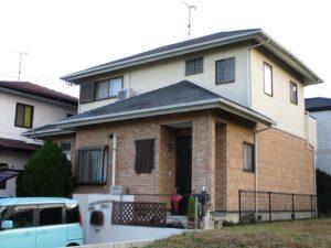 豊橋市 O様邸 外壁塗装・屋根塗装工事
