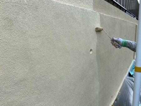 塀 塗装 豊橋