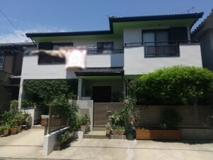豊橋市Ⅰ様邸 外壁塗装・屋根塗装