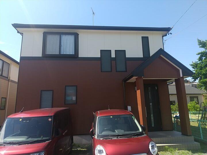豊橋市T様邸 外壁塗装・屋根塗装工事
