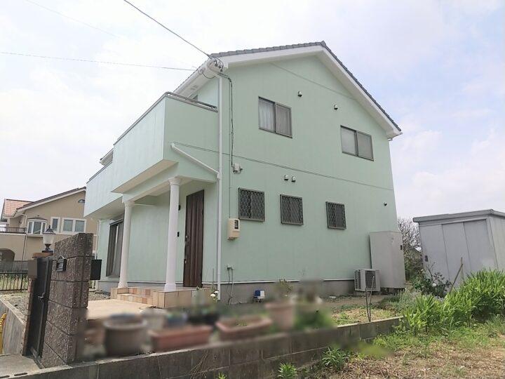豊橋市Ⅰ様邸 外壁塗装工事