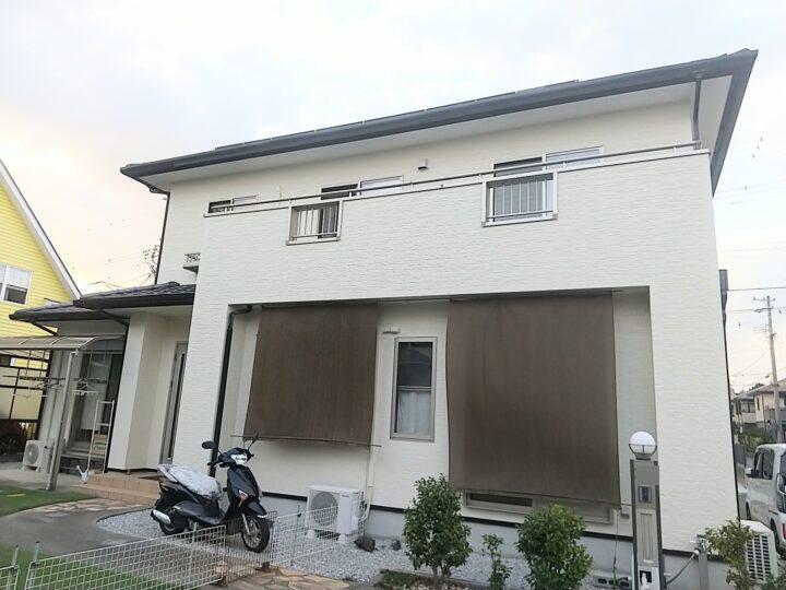 田原市Y様邸 外壁塗装工事