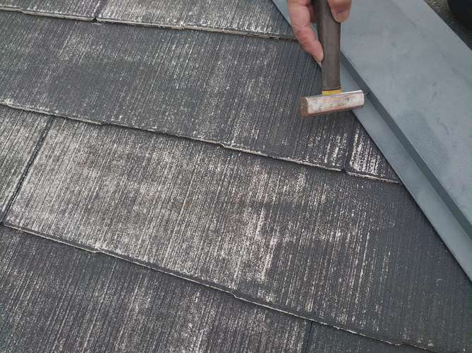屋根板金部分補修