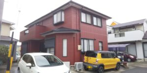 豊橋市 K様邸 外壁塗装・屋根塗装工事